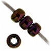 Miyuki Seed Bead 11/0 Purple Opaque Iris